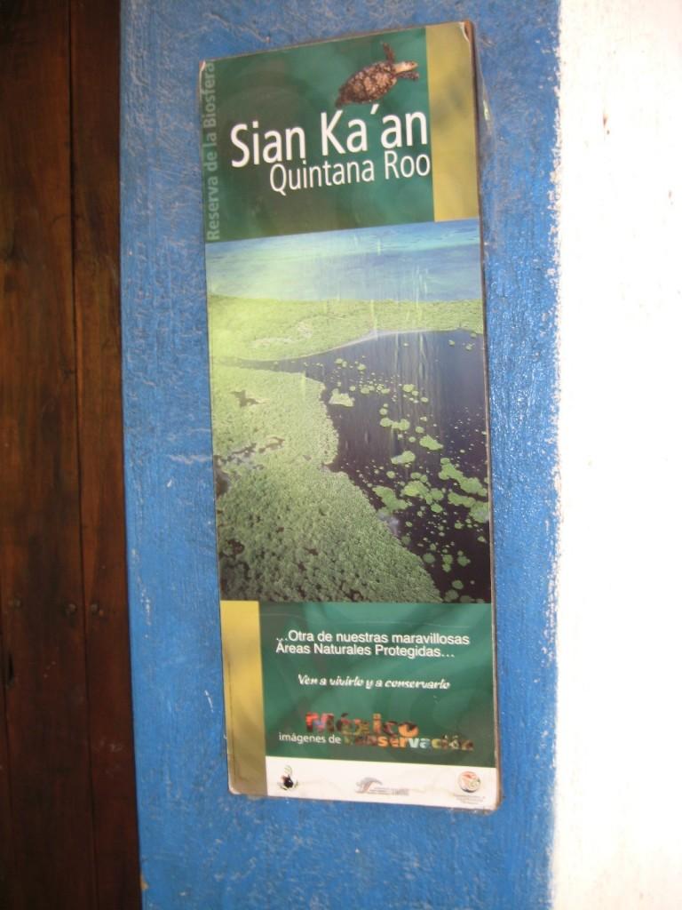 Biosphere Reserve of Sian Ka'an